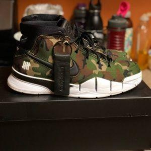 Nike kobe UNDERFEATED